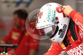 World © Octane Photographic Ltd. Formula 1 – Japanese GP - Practice 3. Scuderia Ferrari SF71-H – Sebastian Vettel. Suzuka Circuit, Japan. Saturday 6th October 2018.