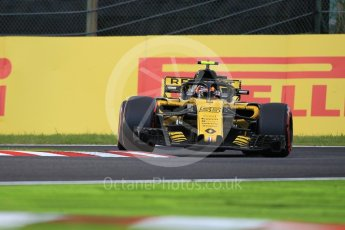 World © Octane Photographic Ltd. Formula 1 – Japanese GP - Qualifying. Renault Sport F1 Team RS18 – Carlos Sainz. Suzuka Circuit, Japan. Saturday 6th October 2018.