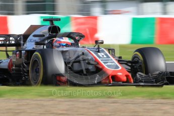 World © Octane Photographic Ltd. Formula 1 – Japanese GP - Qualifying. Haas F1 Team VF-18 – Romain Grosjean. Suzuka Circuit, Japan. Saturday 6th October 2018.