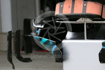 World © Octane Photographic Ltd. Formula 1 – Japanese GP – Pit Lane. Mercedes AMG Petronas Motorsport AMG F1 W09 EQ Power+ - Lewis Hamilton. Suzuka Circuit, Japan. Thursday 4th October 2018.