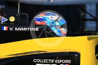 World © Octane Photographic Ltd. Formula Renault 2.0 – Monaco GP - Practice. Monte-Carlo. R-Ace GP - Victor Martins. Thursday 24th May 2018.