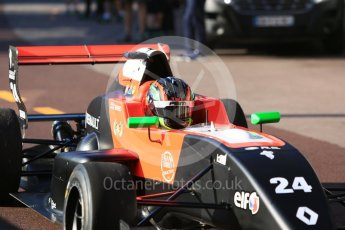 World © Octane Photographic Ltd. Formula Renault 2.0 – Monaco GP - Practice. Monte-Carlo. Tech 1 Racing - . Thursday 24th May 2018.