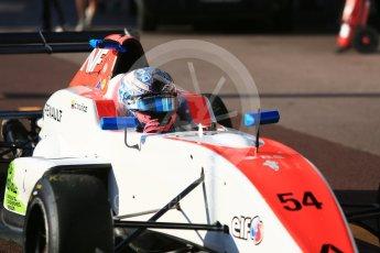 World © Octane Photographic Ltd. Formula Renault 2.0 – Monaco GP - Practice. Monte-Carlo. AVF by Adrian Valles - Christian Munoz. Thursday 24th May 2018.