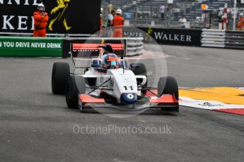 World © Octane Photographic Ltd. Formula Renault 2.0 – Monaco GP - Qualifying. Monte-Carlo. Joseph Kaufmann Racing - Clement Novalek. Friday 25th May 2018.