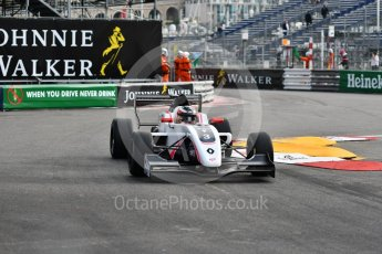 World © Octane Photographic Ltd. Formula Renault 2.0 – Monaco GP - Qualifying. Monte-Carlo. R-Ace GP - Charles Milesi. Friday 25th May 2018.