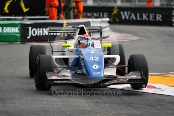 World © Octane Photographic Ltd. Formula Renault 2.0 – Monaco GP - Qualifying. Monte-Carlo. Arden - Alexander Vartanyan. Friday 25th May 2018.