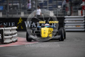 World © Octane Photographic Ltd. Formula Renault 2.0 – Monaco GP - Qualifying. Monte-Carlo. R-Ace GP - Victor Martins. Friday 25th May 2018.