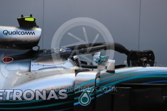 World © Octane Photographic Ltd. Formula 1 – Monaco GP - Qualifying. Haas F1 Team VF-18 – Romain Grosjean. Monte-Carlo. Saturday 26th May 2018.