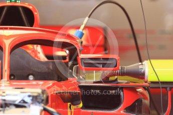 World © Octane Photographic Ltd. Formula 1 – Monaco GP - Setup. Scuderia Ferrari. Monte-Carlo. Wednesday 23rd May 2018.
