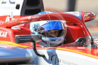 World © Octane Photographic Ltd. FIA Formula 2 (F2) – Monaco GP - Practice. Campos Vexatec Racing - Roy Nissany. Monte Carlo. Thursday 24th May 2018.