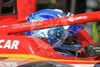 World © Octane Photographic Ltd. FIA Formula 2 (F2) – Monaco GP - Practice. Campos Vexatec Racing - Roy Nissany. Monte Carlo. Thurday 24th May 2018.