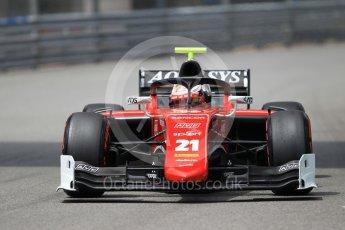 World © Octane Photographic Ltd. FIA Formula 2 (F2) – Monaco GP - Qualifying. Carouz - Antonio Fuoco. Monte Carlo. Thursday 24th May 2018.
