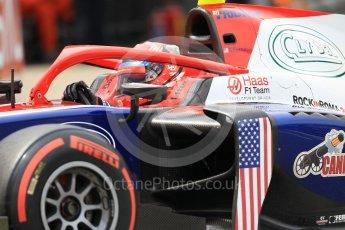 World © Octane Photographic Ltd. FIA Formula 2 (F2) – Monaco GP - Qualifying. Trident - Santino Ferrucci. Monte Carlo. Thursday 24th May 2018.
