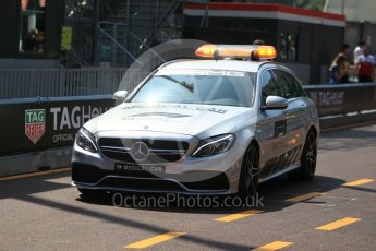World © Octane Photographic Ltd. FIA Formula 2 (F2) – Monaco GP - Race 1. Safety Car Monte Carlo. Friday 25th May 2018.