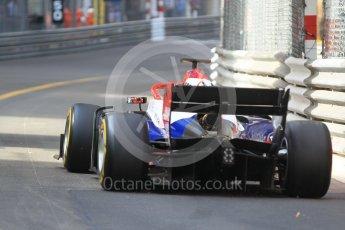 World © Octane Photographic Ltd. FIA Formula 2 (F2) – Monaco GP - Race 2. Trident - Arjun Maini. Monte Carlo. Saturday 26th May 2018.