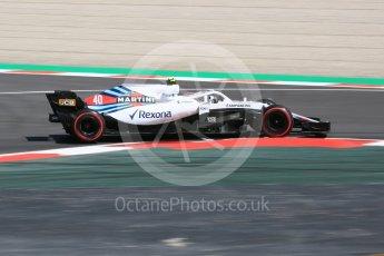 World © Octane Photographic Ltd. Formula 1 – Spanish GP - Friday - Practice 1. Williams Martini Racing FW41 – Robert Kubica. Circuit de Barcelona-Catalunya, Spain. Friday 11th May 2018.