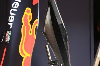 World © Octane Photographic Ltd. Formula 1 – Spanish GP - Practice 1. Aston Martin Red Bull Racing TAG Heuer RB14. Circuit de Barcelona-Catalunya, Spain. Friday 11th May 2018.