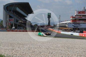 World © Octane Photographic Ltd. Formula 1 – Spanish GP - Friday - Practice 1. Renault Sport F1 Team RS18 – Carlos Sainz. Circuit de Barcelona-Catalunya, Spain. Friday 11th May 2018.