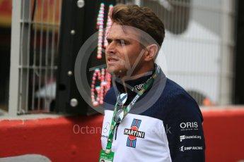 World © Octane Photographic Ltd. Formula 1 – Spanish GP - Qualifying. Williams Martini Racing - Oliver Rowland. Circuit de Barcelona-Catalunya, Spain. Saturday 12th May 2018.