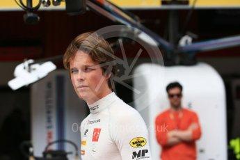 World © Octane Photographic Ltd. FIA Formula 2 (F2) – Spanish GP - Practice . MP Motorsport - Ralph Boschung. Circuit de Barcelona-Catalunya, Spain. Friday 11th May 2018.