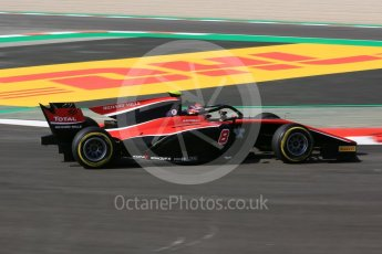World © Octane Photographic Ltd. FIA Formula 2 (F2) – Spanish GP - Qualifying . ART Grand Prix - George Russell. Circuit de Barcelona-Catalunya, Spain. Friday 11th May 2018.