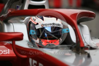 World © Octane Photographic Ltd. FIA Formula 2 (F2) – Spanish GP - Race1. Prema Powerteam - Nyck de Vries. Circuit de Barcelona-Catalunya, Spain. Saturday 12th May 2018.