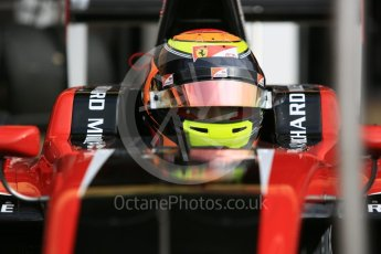 World © Octane Photographic Ltd. GP3 – Spanish GP – Race 1. ART Grand Prix - Callum Illot. Circuit de Barcelona-Catalunya, Spain. Saturday 12th May 2018.