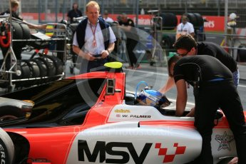 World © Octane Photographic Ltd. GP3 – Spanish GP – Race 1. MP Motorsport - Will Palmer. Circuit de Barcelona-Catalunya, Spain. Saturday 12th May 2018.