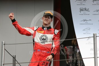 World © Octane Photographic Ltd. GP3 – Spanish GP – Race 1. ART Grand Prix - Nikita Mazepin. Circuit de Barcelona-Catalunya, Spain. Saturday 12th May 2018.