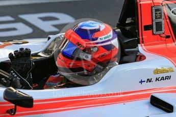 World © Octane Photographic Ltd. GP3 – Spanish GP – Practice. MP Motorsport - Niko Kari. Circuit de Barcelona-Catalunya, Spain. Friday 11th May 2018.