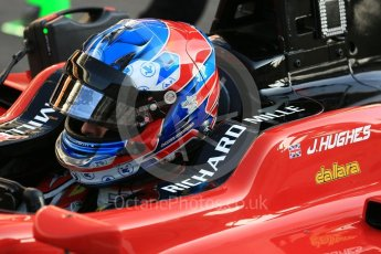 World © Octane Photographic Ltd. GP3 – Spanish GP – Practice. ART Grand Prix – Jake Hughes. Circuit de Barcelona-Catalunya, Spain. Friday 11th May 2018.