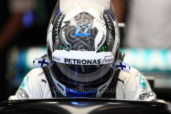 World © Octane Photographic Ltd. Formula 1 – United States GP - Practice 3. Mercedes AMG Petronas Motorsport AMG F1 W09 EQ Power+ - Valtteri Bottas. Circuit of the Americas (COTA), USA. Saturday 20th October 2018.