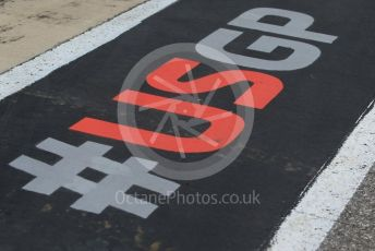 World © Octane Photographic Ltd. Formula 1 – United States GP – Pit Lane Setup. Circuit of the Americas (COTA), USA. Wednesday 17th October 2018.
