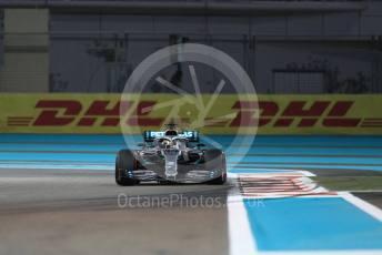 World © Octane Photographic Ltd. Formula 1 – Abu Dhabi GP - Practice 2. Mercedes AMG Petronas Motorsport AMG F1 W10 EQ Power+ - Lewis Hamilton. Yas Marina Circuit, Abu Dhabi, UAE. Friday 29th November 2019.