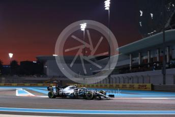 World © Octane Photographic Ltd. Formula 1 – Abu Dhabi GP - Practice 2. Mercedes AMG Petronas Motorsport AMG F1 W10 EQ Power+ - Valtteri Bottas. Yas Marina Circuit, Abu Dhabi, UAE. Friday 29th November 2019.