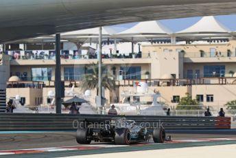 World © Octane Photographic Ltd. Formula 1 – Abu Dhabi GP - Practice 3. Mercedes AMG Petronas Motorsport AMG F1 W10 EQ Power+ - Valtteri Bottas. Yas Marina Circuit, Abu Dhabi, UAE. Saturday 30th November 2019.