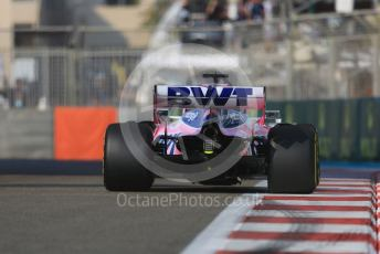 World © Octane Photographic Ltd. Formula 1 – Abu Dhabi GP - Practice 3. SportPesa Racing Point RP19 - Sergio Perez. Yas Marina Circuit, Abu Dhabi, UAE. Saturday 30th November 2019.