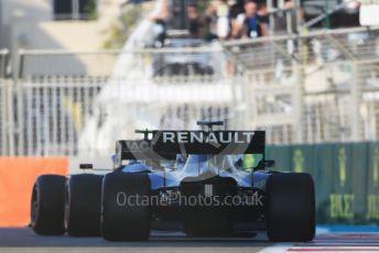 World © Octane Photographic Ltd. Formula 1 – Abu Dhabi GP - Practice 3. Renault Sport F1 Team RS19 – Daniel Ricciardo. Yas Marina Circuit, Abu Dhabi, UAE. Saturday 30th November 2019.