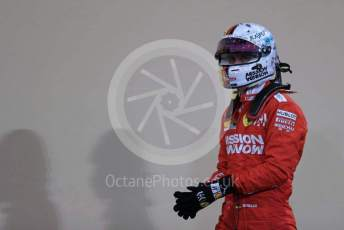 World © Octane Photographic Ltd. Formula 1 – Abu Dhabi GP - Qualifying. Scuderia Ferrari SF90 – Sebastian Vettel. Yas Marina Circuit, Abu Dhabi, UAE. Saturday 30th November 2019.