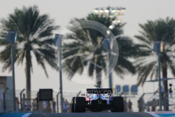 World © Octane Photographic Ltd. Formula 1 – Abu Dhabi GP - Race. Scuderia Toro Rosso STR14 – Pierre Gasly. Yas Marina Circuit, Abu Dhabi, UAE. Sunday 1st December 2019.