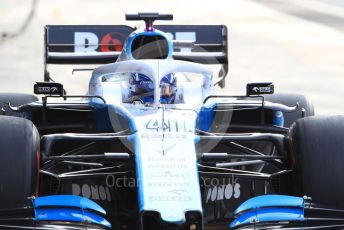 World © Octane Photographic Ltd. Formula 1 – Abu Dhabi Pirelli Tyre Test. ROKiT Williams Racing FW 42 – Roy Nissany. Yas Marina Circuit, Abu Dhabi, UAE. Tuesday 3rd December 2019.