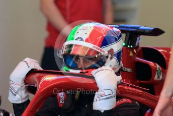 World © Octane Photographic Ltd. Formula 1 – Abu Dhabi Pirelli Tyre Test. Alfa Romeo Racing C38 – Antonio Giovinazzi. Yas Marina Circuit, Abu Dhabi, UAE. Wednesday 4th December 2019.