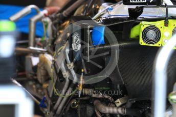World © Octane Photographic Ltd. Formula 1 – Abu Dhabi GP - Setup. ROKiT Williams Racing FW 42. Yas Marina Circuit, Abu Dhabi, UAE. Thursday 28th November 2019.