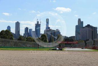 World © Octane Photographic Ltd. Formula 1 – Australian GP Practice 1. Mercedes AMG Petronas Motorsport AMG F1 W10 EQ Power+ - Valtteri Bottas. Friday 15th Melbourne, Australia. Friday 15th March 2019.