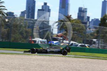 World © Octane Photographic Ltd. Formula 1 – Australian GP Practice 1. Renault Sport F1 Team RS19 – Daniel Ricciardo. Friday 15th Melbourne, Australia. Friday 15th March 2019.