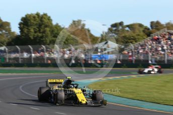 World © Octane Photographic Ltd. Formula 1 – Australian GP Practice 2. Renault Sport F1 Team RS19 – Nico Hulkenberg. Friday 15th Melbourne, Australia. Friday 15th March 2019.