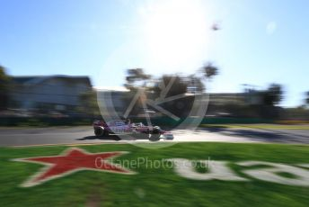 World © Octane Photographic Ltd. Formula 1 – Australian GP Practice 2. SportPesa Racing Point RP19 – Lance Stroll. Friday 15th Melbourne, Australia. Friday 15th March 2019.