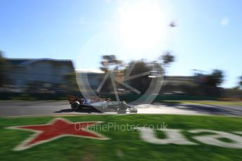 World © Octane Photographic Ltd. Formula 1 – Australian GP Practice 2. Alfa Romeo Racing C38 – Antonio Giovinazzi. Friday 15th Melbourne, Australia. Friday 15th March 2019.