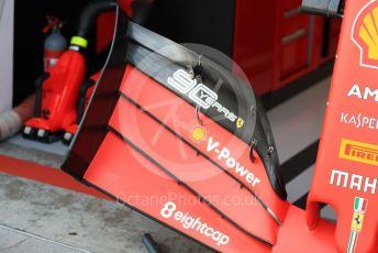 World © Octane Photographic Ltd. Formula 1 – Australian GP Practice 3. Scuderia Ferrari SF90. Saturday 16th Melbourne, Australia. Saturday 16th March 2019.