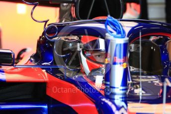 World © Octane Photographic Ltd. Formula 1 – Australian GP Practice 3. Scuderia Toro Rosso STR14 – Daniil Kvyat. Saturday 16th Melbourne, Australia. Saturday 16th March 2019.